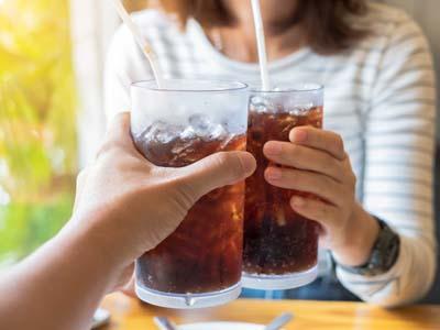 Beverage Grade Co 2 - Top Quality Carbonated Drinks - Irish