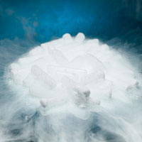 Interesting uses for dry ice